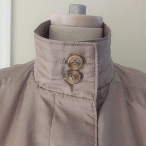 Downpour Jackets & Coats - Downpour Beige Long Weterproof Rain Coat Size 16